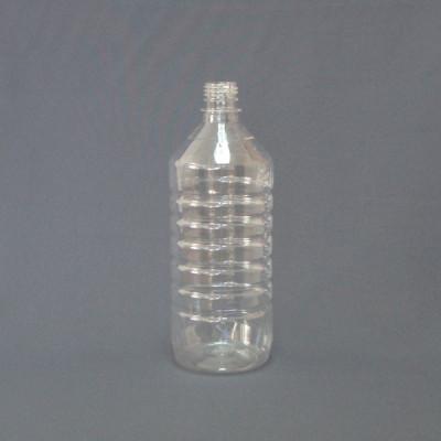 """Бутылка ПЭТ 1000 мл """"Белизна"""" 28 мм BPF"""